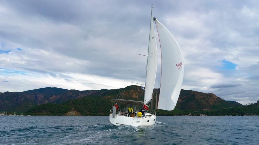 Sun Odyssey 440 - 3 Cabins (White Marlin)  - 13