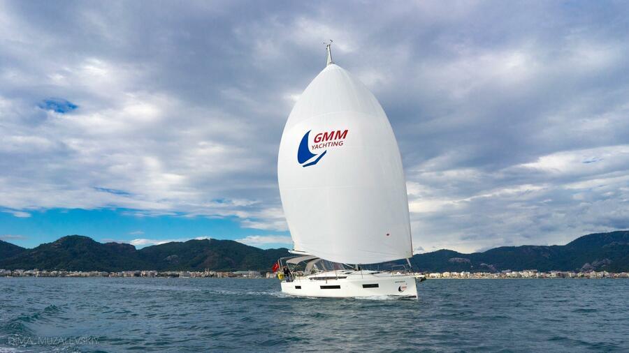 Sun Odyssey 440 - 3 Cabins (White Marlin)  - 2