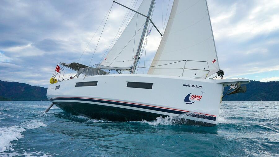 Sun Odyssey 440 - 3 Cabins (White Marlin)  - 9