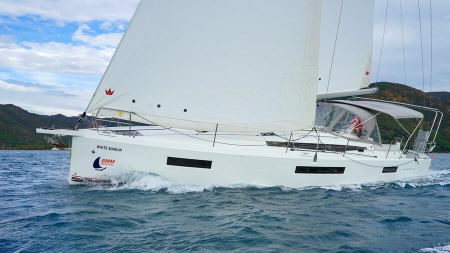 Sun Odyssey 440 - 3 Cabins (White Marlin)  - 19