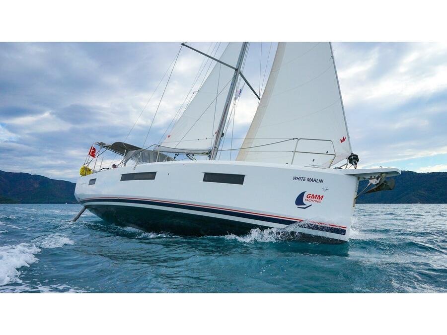 Sun Odyssey 440 - 3 Cabins (White Marlin) Main image - 0