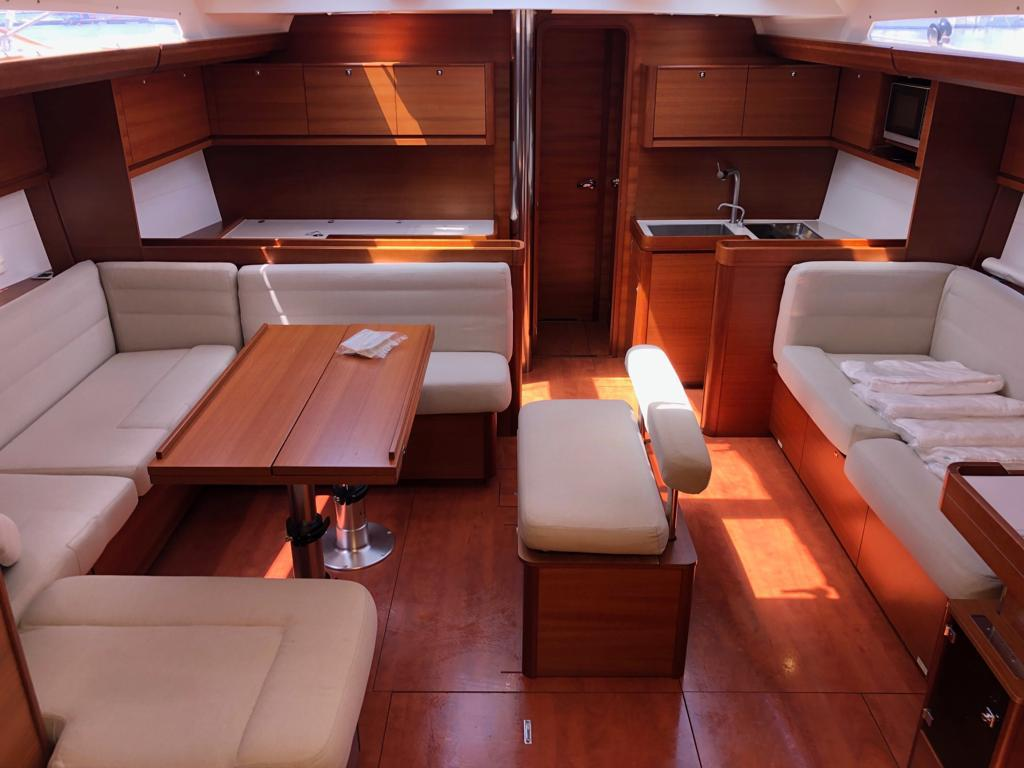 Dufour 500 Grand Large (Nirvana (refit 2020)) Interior image - 21