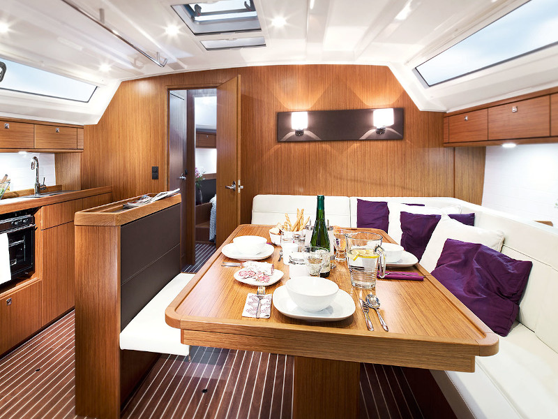 Bavaria 47 Cruiser (Bavaria 47 Rhodes) Interior image - 1