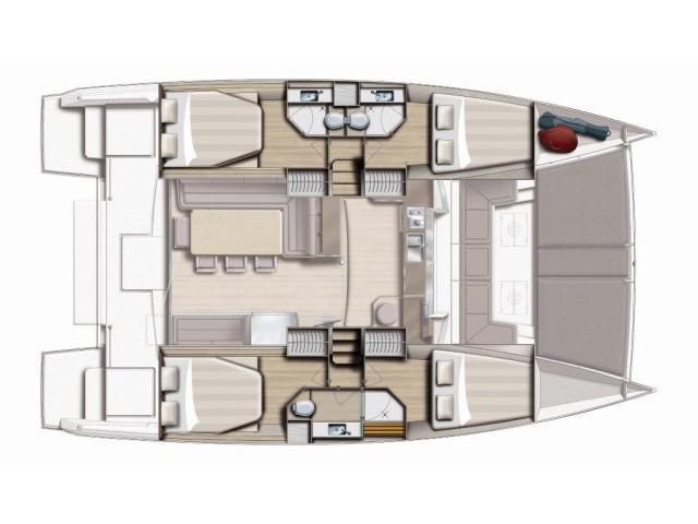 Bali 4.3 (Anna) Plan image - 1