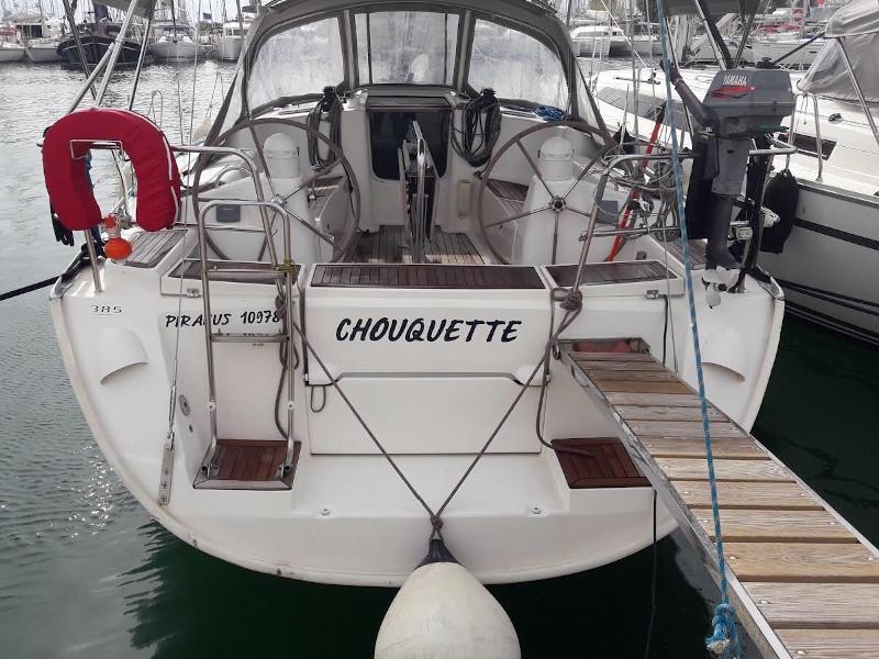 Dufour 385 (Chouquette )  - 5