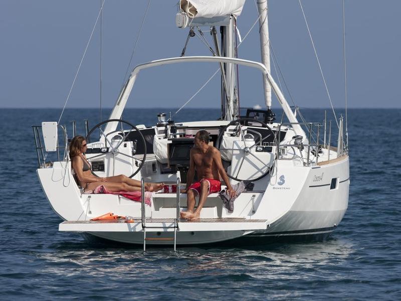 Oceanis 41 (Sea Lion)  - 1