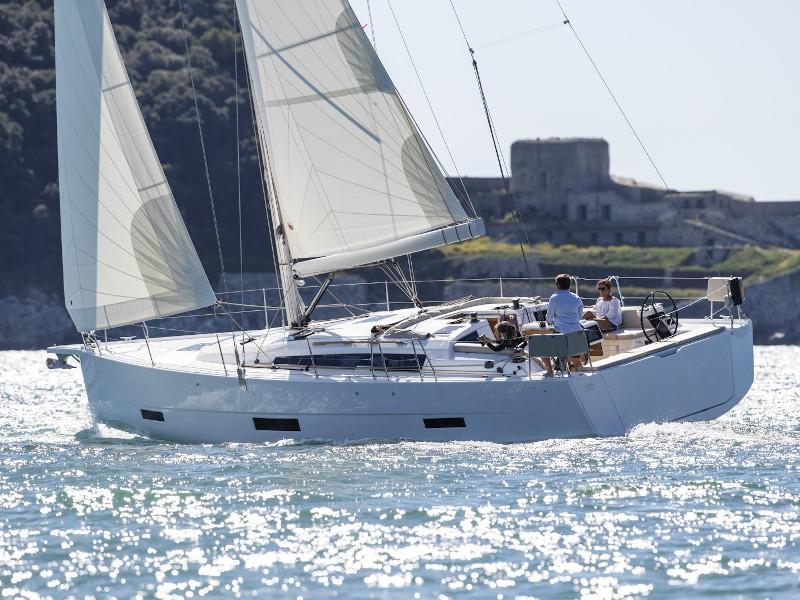 Dufour 430 Grand Large (Bibi) Main image - 0