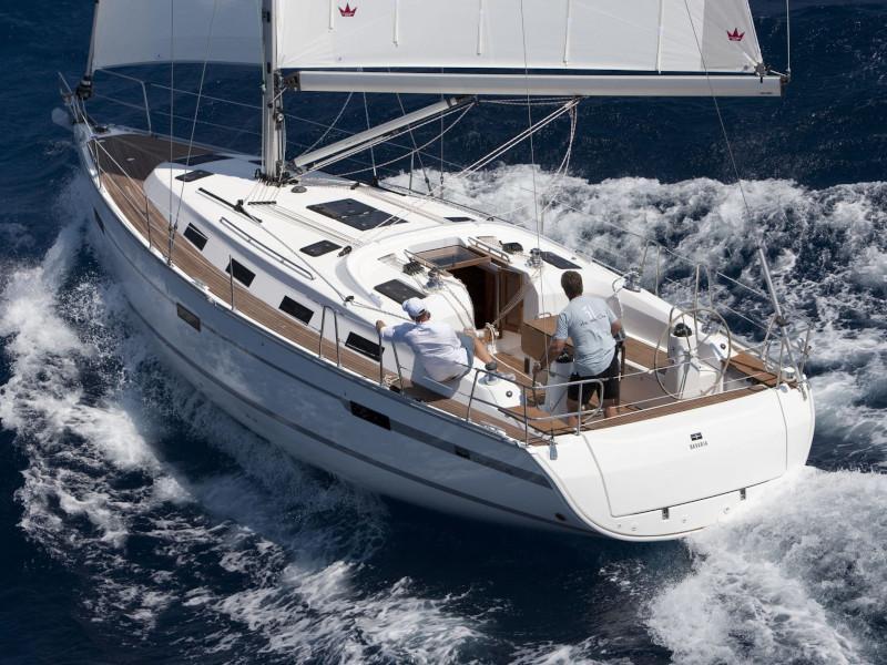 Bavaria Cruiser 40S (wind pearl) Main image - 0