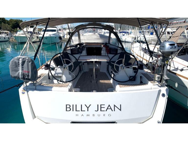 Sun Odyssey 389 (Billy Jean) Main image - 0