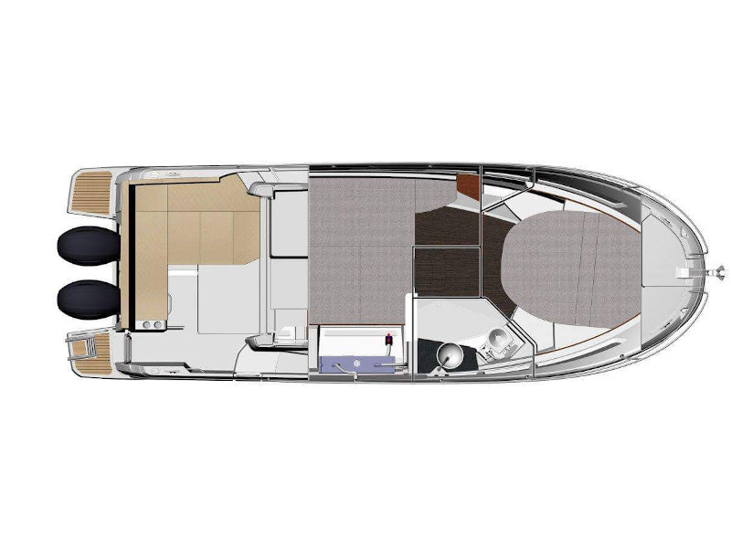 Merry Fisher 895 (Aquila) Plan image - 2