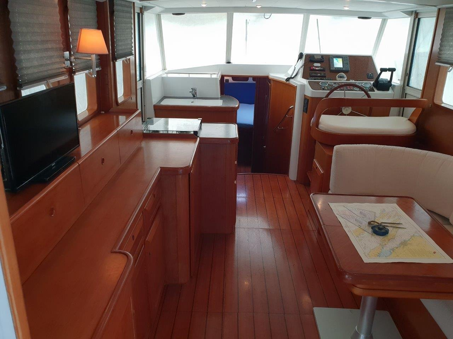 Swift Trawler 42 (Skitnica) Interior image - 2