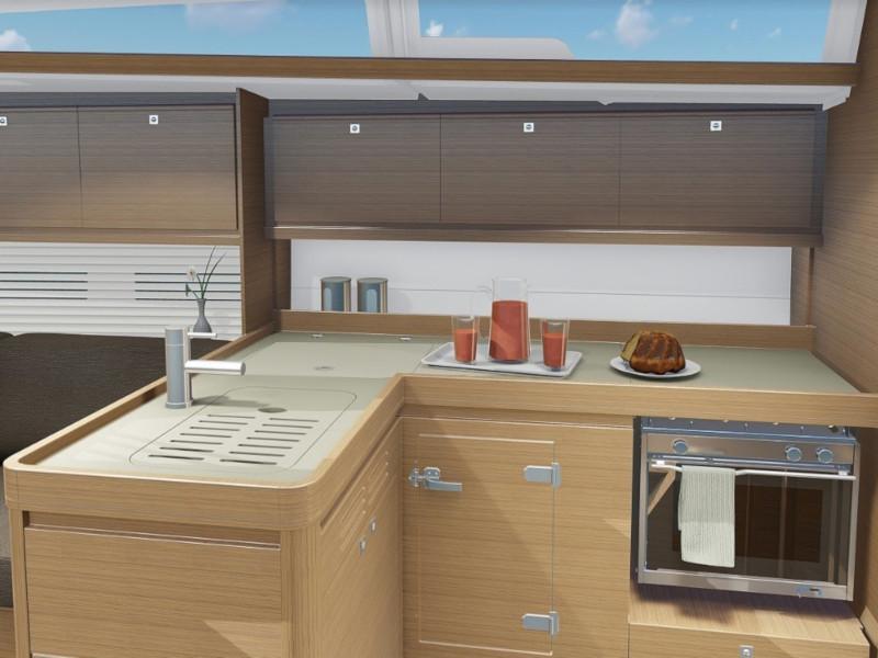 Dufour 390 (Carmen) Interior image - 2