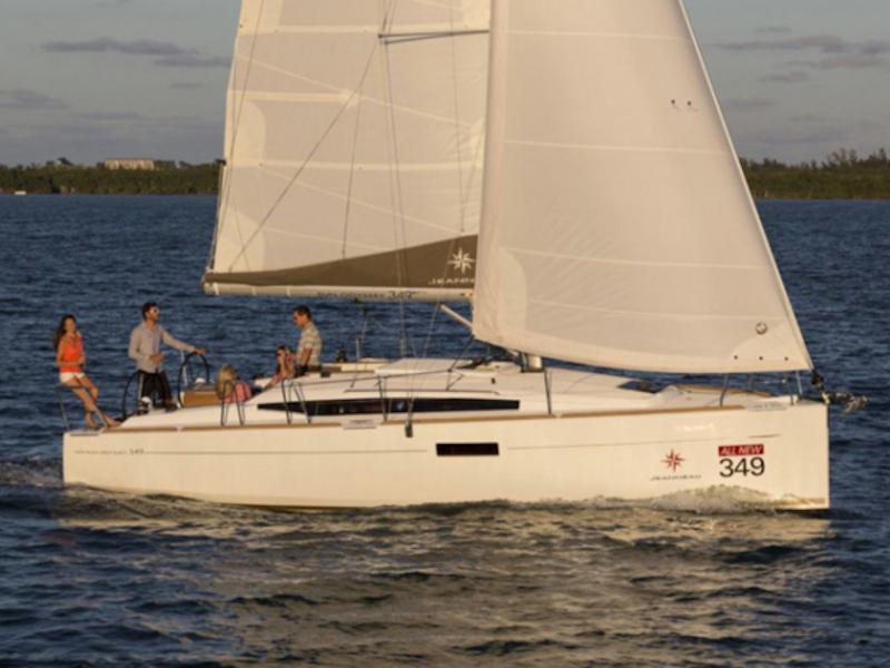 Sun Odyssey 410 (Marelli) Main image - 0