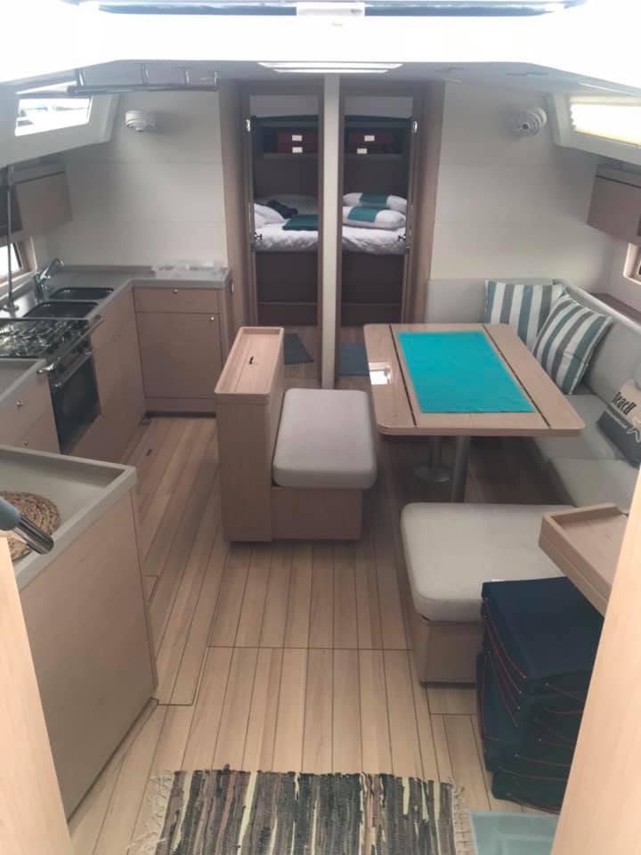 Oceanis 46.1 (Ellaida Built 2019)  - 11