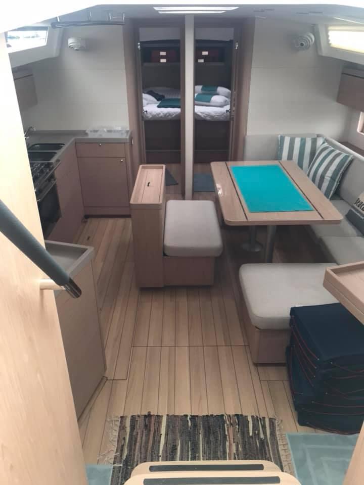 Oceanis 46.1 (Ellaida Built 2019)  - 12
