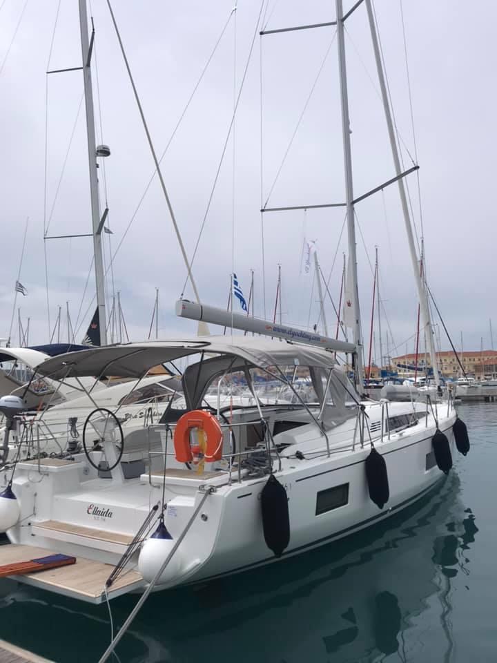 Oceanis 46.1 (Ellaida Built 2019)  - 15