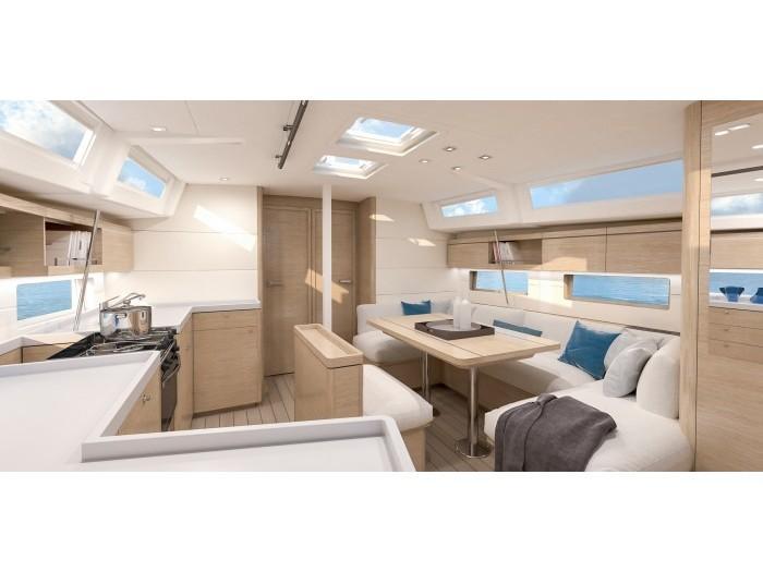 Oceanis 46.1 (Ellaida Built 2019) Interior image - 13