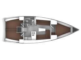 Bavaria Cruiser 37 (Fortunal) Plan image - 1