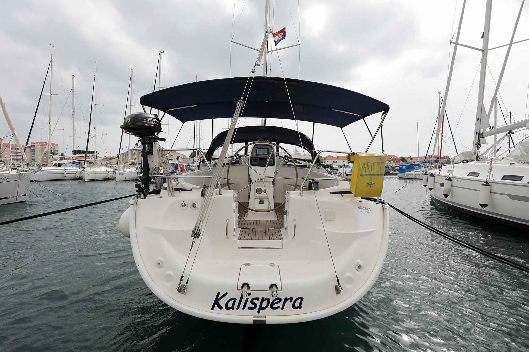 Bavaria Cruiser 37 (KALISPERA)  - 2