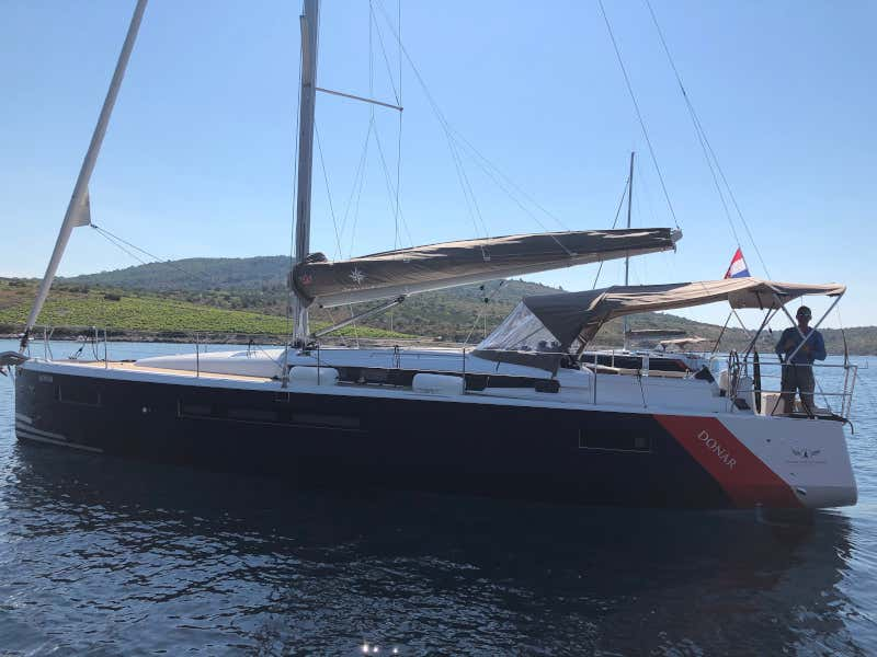 Sun Odyssey 490 (GERI (NEW MODEL, BLUE HULL, AC+GEN.))  - 9