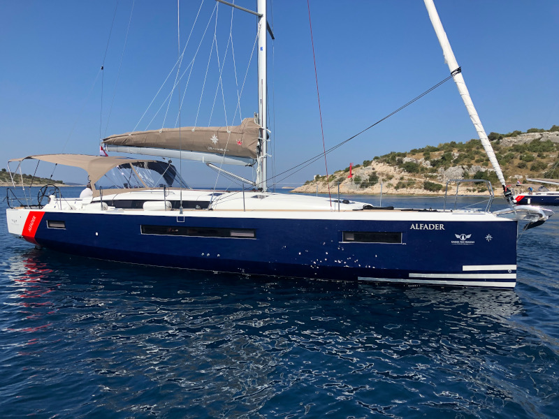 Sun Odyssey 490 (GERI (NEW MODEL, BLUE HULL, AC+GEN.))  - 4
