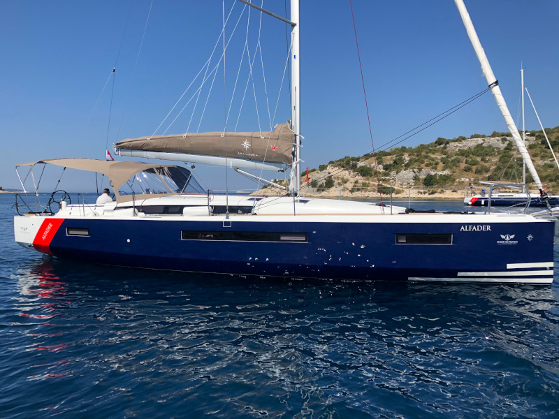 Sun Odyssey 490 (GERI (NEW MODEL, BLUE HULL, AC+GEN.))  - 5