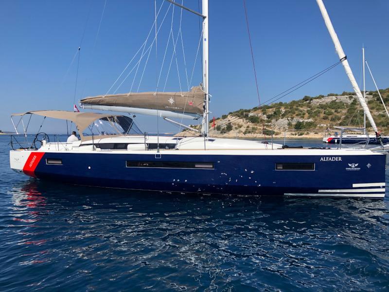Sun Odyssey 490 (GERI (NEW MODEL, BLUE HULL, AC+GEN.))  - 5