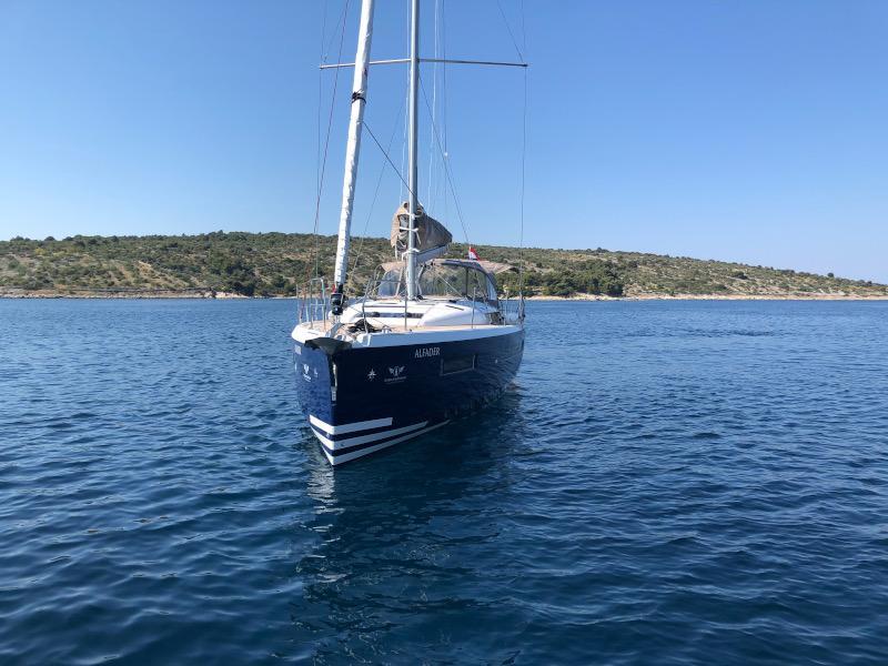 Sun Odyssey 490 (BALDUR (NEW MODEL, BLUE HULL, AC+GEN.))  - 2