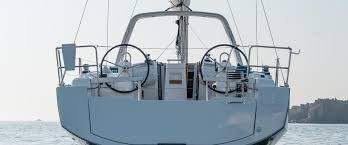 Oceanis 38  (Giustina) Plan image - 4