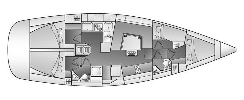 ELAN 444 Impression BT (SAGITTA) Plan image - 19