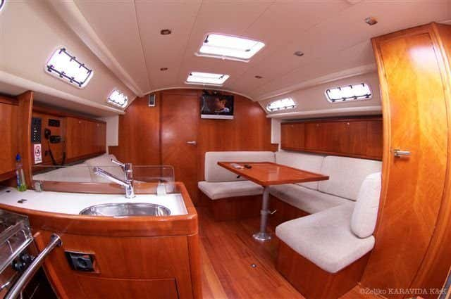 EMINENCE 40 BT (WHITE DREAMS) Interior image - 12