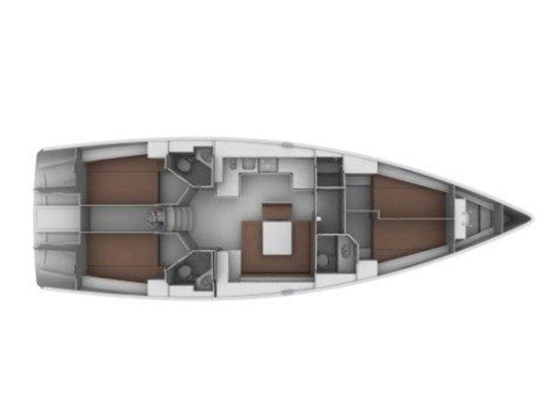 BAVARIA C 45 BT (SOPHIA) Plan image - 7
