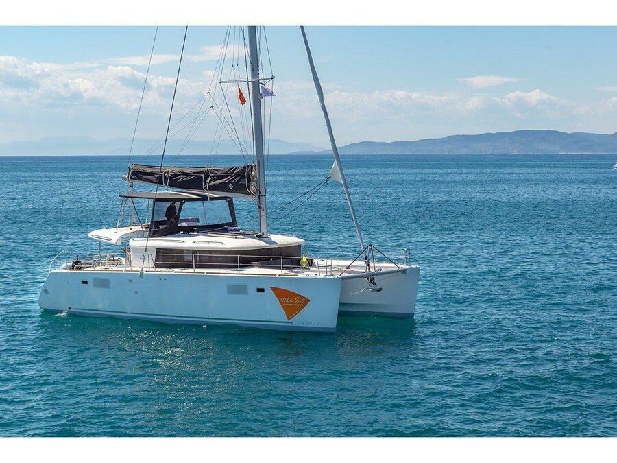 Lagoon 450 F (Medousa) Main image - 0