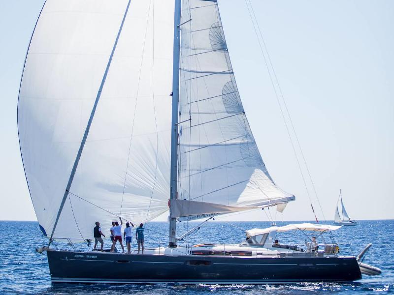 Oceanis 58 (Queen Axiera)  - 15