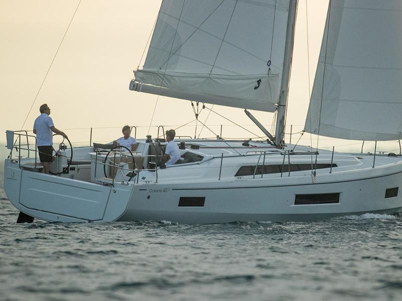 Oceanis 40.1 (Poseidon)  - 12