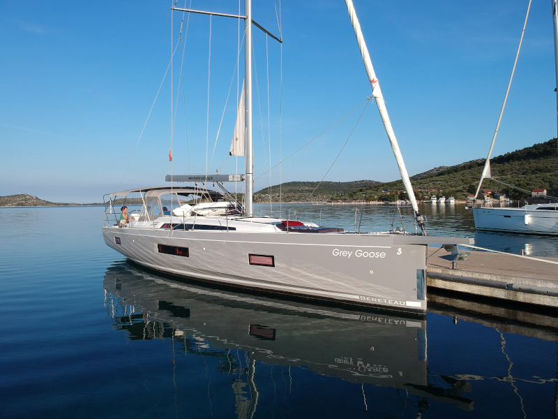 Oceanis 51.1 (GREY GOOSE )  - 76