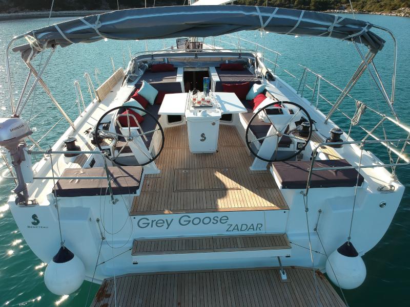 Oceanis 51.1 (GREY GOOSE )  - 79