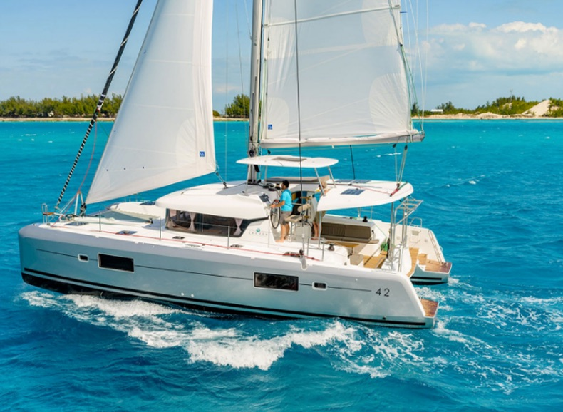 Lagoon 42 (Lagoon 42 Greece: Fully Crewed, ALL EXPENSES)  - 7