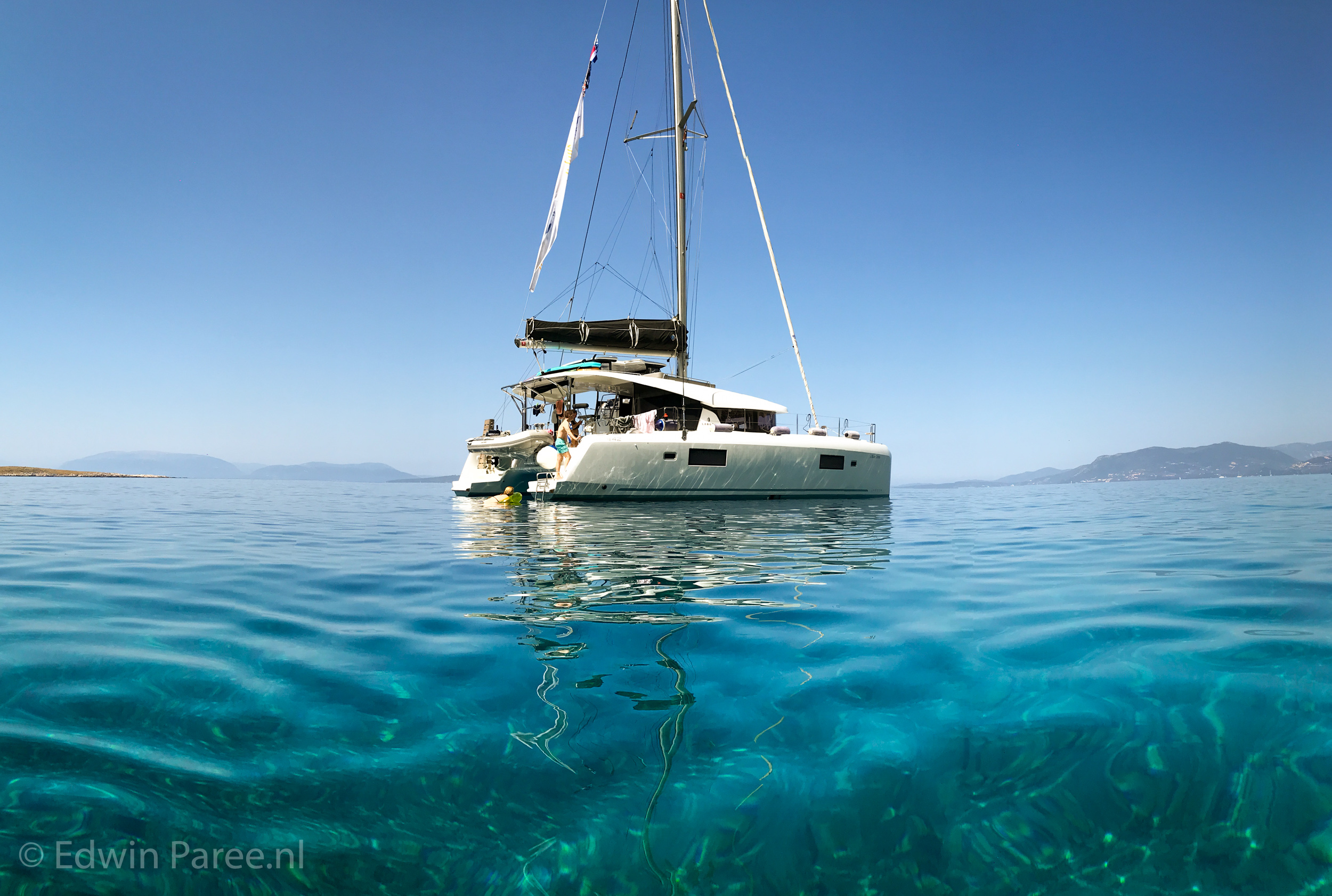Lagoon 42 (Lagoon 42 Greece: Fully Crewed, ALL EXPENSES)  - 5