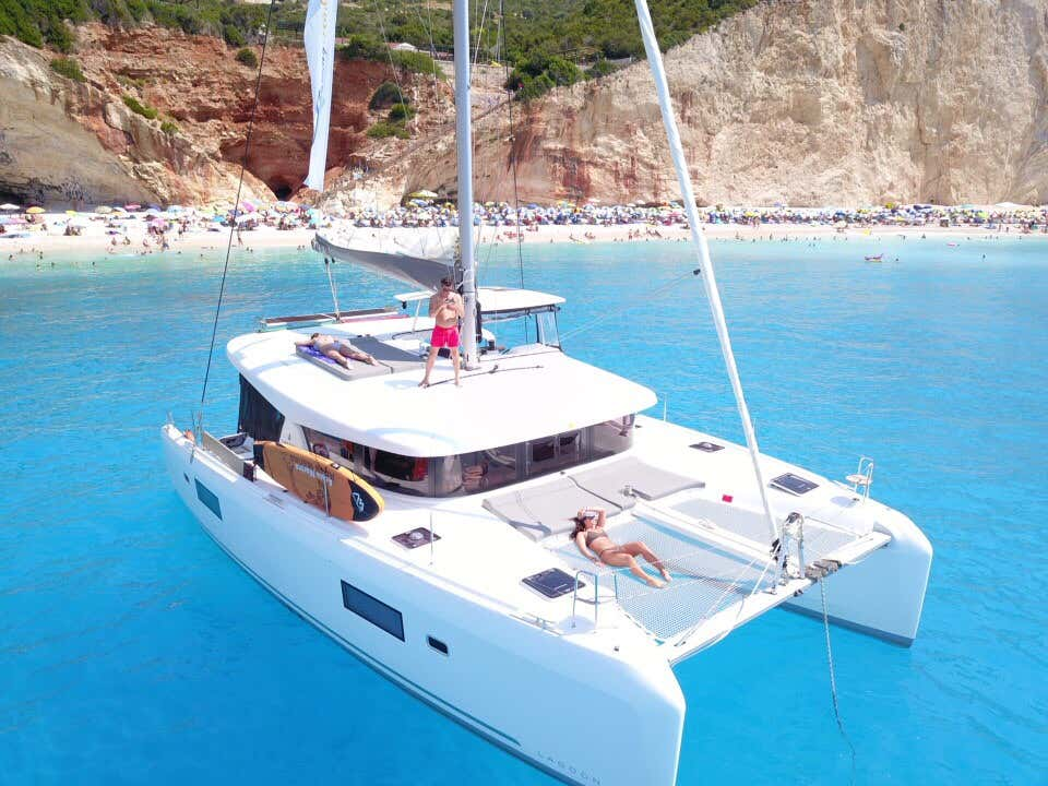 Lagoon 42 (Lagoon 42 Greece: Fully Crewed, ALL EXPENSES)  - 2