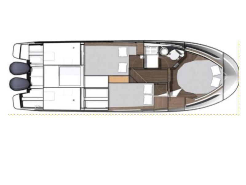 Merry Fisher 1095 FLY (Mala Sirena) Plan image - 1