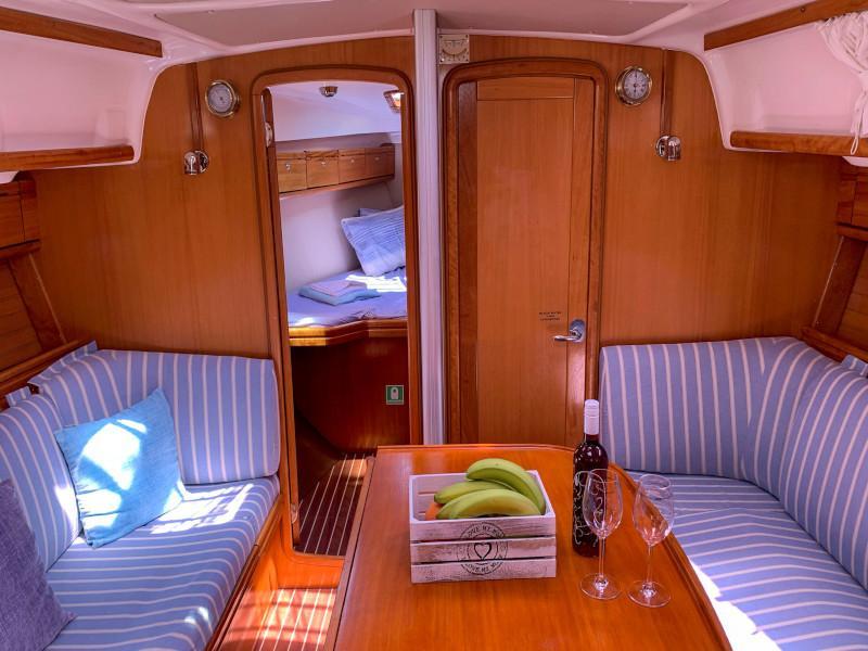 Bavaria 37 Cruiser (Alkmini)  - 3