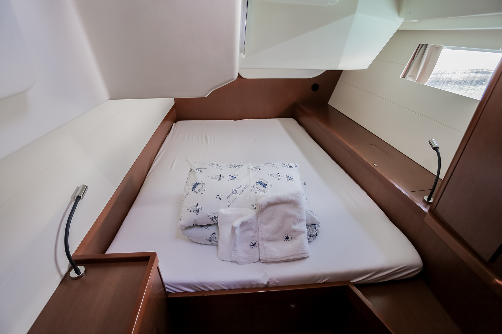 Oceanis 48 (Nabucco. Private Charter (8 pax) FULLY CREWED, ALL EXPENSES INCLUDED)  - 11