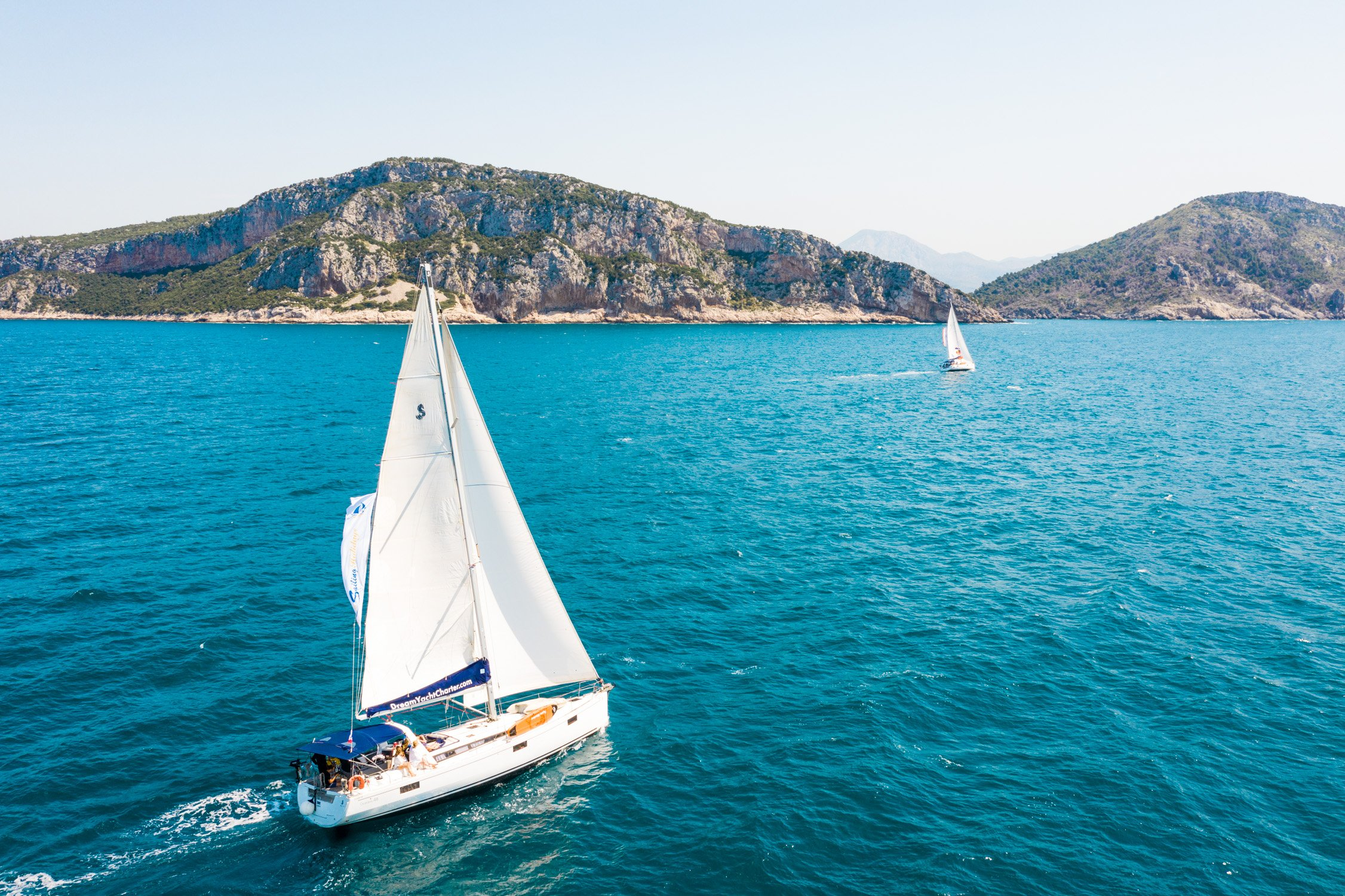 Oceanis 48 (Nabucco. Private Charter (8 pax) FULLY CREWED, ALL EXPENSES INCLUDED)  - 2