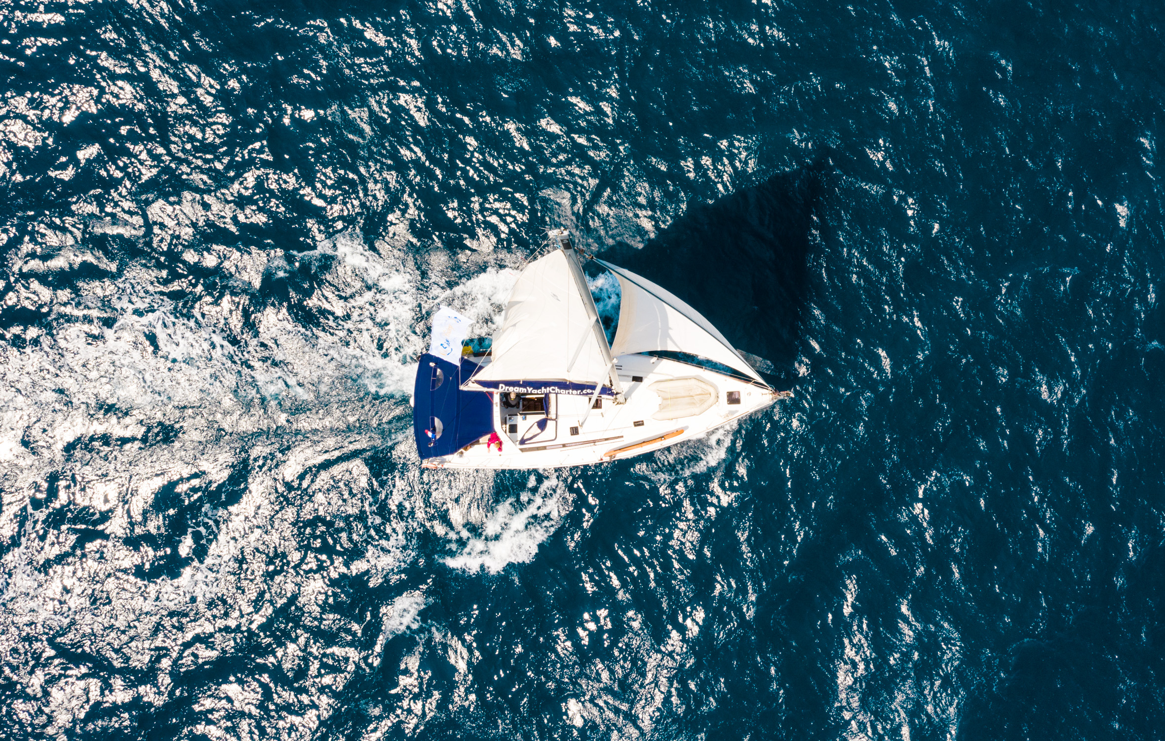 Oceanis 48 (Nabucco. Private Charter (8 pax) FULLY CREWED, ALL EXPENSES INCLUDED)  - 9