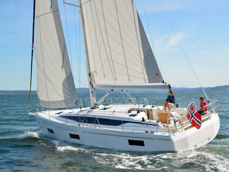 Bavaria 42 C (Seaduction)  - 1