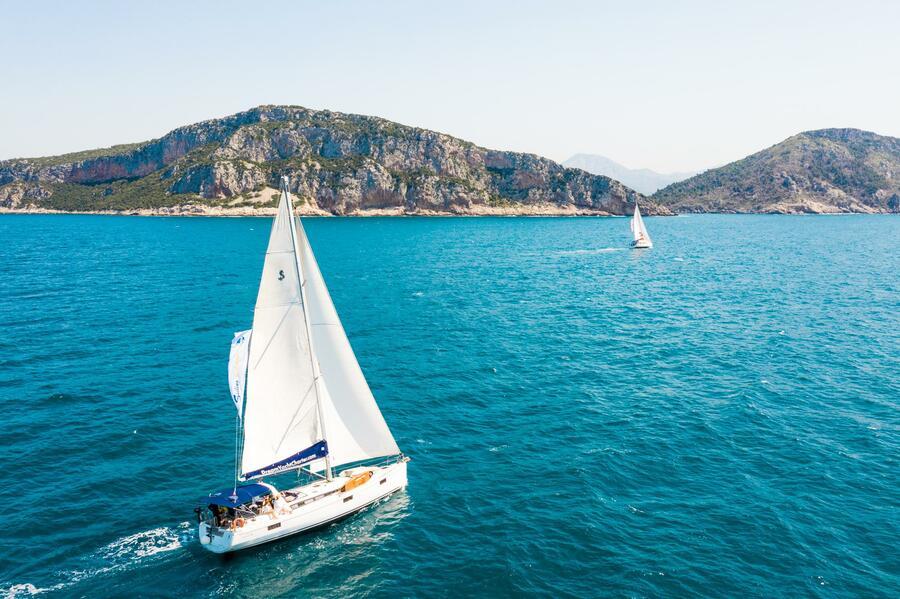 Oceanis 48 (Lastovo: One Way (Bare Boat) - Dubrovnik to Split)  - 11