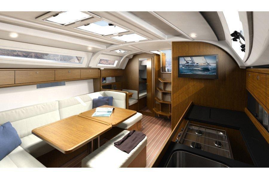 Bavaria Cruiser 41 (Ružica) Interior image - 15