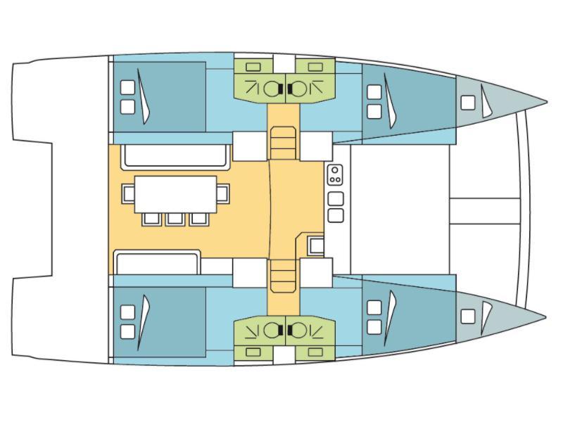 Bali 4.0 (Kia Ora II) Plan image - 1