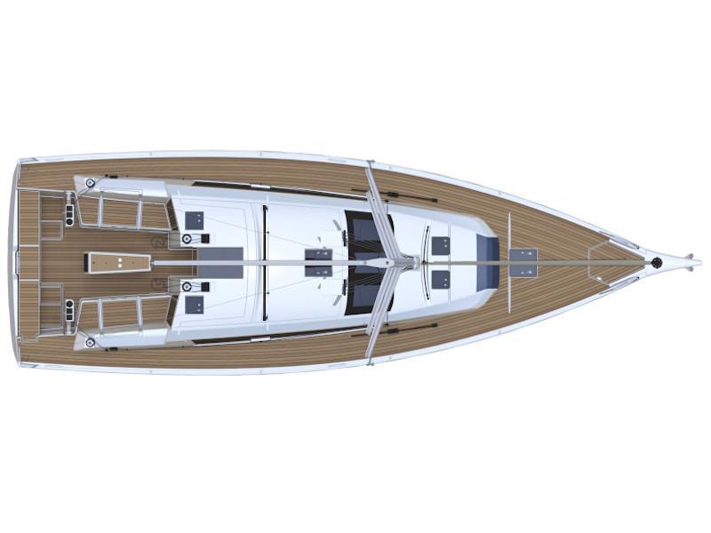 Dufour 430 (Victoria)  - 7